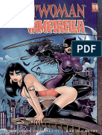 Catwoman Vampirella - The Furies _1