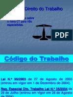 Legislacao Laboral