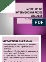 Clase Nº 11 Modelo de Intervención En_red