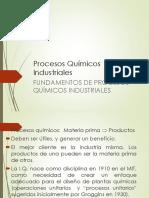 Fundamentos de Procesos Industriales Actualizado