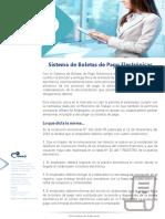 DocuClass - Boletas de pago Electrónicas