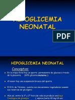 HIPOGLICEMIA NEONATAL2014