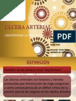 Ulcera Arterial