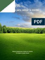 Cero Estres- Manual de Charla- Fede Alassia