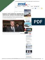 Evópoli y UDI Cuestionan Celeridad Del SII Ante Denuncia Por Emisión de Boletas Ligadas a Ossandón _ Emol