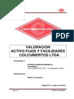 VALORACION COLCUBIERTOS