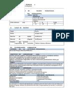 Formato Salidas Pedagógicas P.N. Villarrica