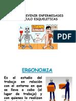 PREVENCION MUSCULO-ESQUELETICA