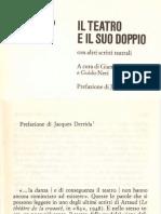 Antonin Artaud - Il Teatro e Il Suo Doppio