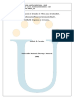 Análisis y Aplicación de Fórmulas de Filtros Para Circuitos RLC.