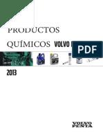 Productos Volvo Aceites y Caracteristicas