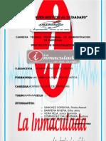 Proyecto La Inmaculada (Autoguardado)