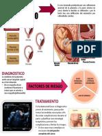 Acretismo Placentario Estudio