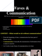 8.2.1 World Communicates - Waves