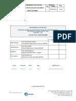 Sspc Cuajone- Pintado Niples de Celdas de Columnas - Procedimiento - 28052015 - CA