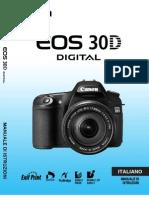Canon EOS 30D Manuale Italiano