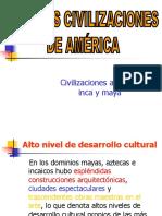 civilizaciones americanas.ppt