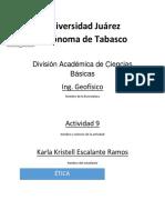 162A19108 Escalante Ramos Karla Kristell U3 Act9