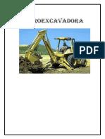 EXCAVADORA 365C