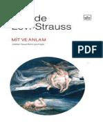 Claude Lévi-Strauss - Mit ve Anlam.pdf