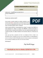 Simulado de Direito Previdenciário INSS
