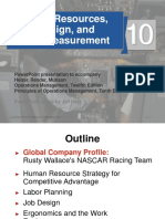 POM_HR Job Design