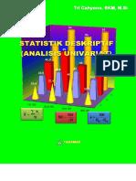 Buku Statistik Deskriptif