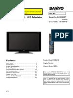 Sanyo_LCD-32XF7 Manual_de_servicio.pdf