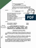 Iloilo City Regulation Ordinance 2006-073