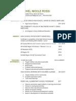 aa edtr 273 resume