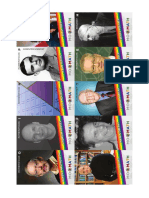 LGBTQ Mathematician and Scientist Trading Cards