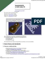 Designing Parametric Spur g..