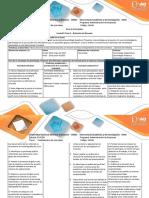 Guía de Actividades y Rúbrica de Evaluación - Paso 3 - Definición de Mercado