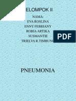 KELOMPOK II PNEUMONIA.pptx