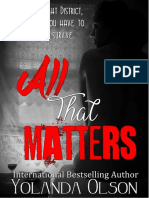 1- All That Matters