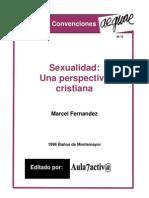 Sexualidad... Una Perspectiva Cristiana