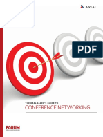 The Dealmakers Guide to Conference Networking 1