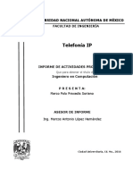 Informe Telefonía IP