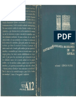 Goldmann, Lucien - Para Una Sociología de La Novela, Ed. Ciencia Nueva-Ayuso, 1967-75