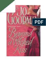 Beyond a Wicked Kiss - Jo Goodman