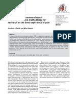 British Journal of Pain 2015 Smith 41 2