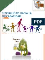 Sesibilisacion Hacia Discapacidad 2017