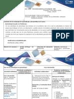 Guía de Actividades y Rúbrica de Evaluación -Paso 4 -Descripción de La Información