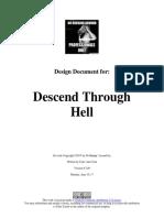 Descent Through Hell GDD