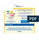CALIFORNIA-MEXICO STUDIES CENTER - Trump will continue DACA for now though Dreamers still wonder about its long-term future.pdf
