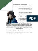Biografia Del General Don José de San Martin