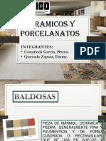 Cerámicos y Porcelanatos