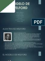 Modelo de Welford