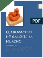 1. SALCHICHA HUACHO