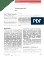 Dopamine Agonist-responsive Depression